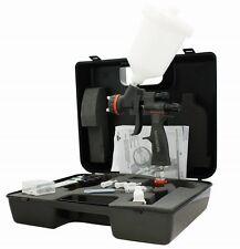 Walcom Aerógrafo Genesi Carbonio 360 Hte base 1.3 (maleta Plástico)
