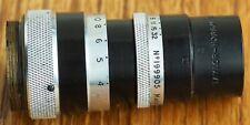 Taylor Hobson Cooke Kinic 2 inch 3.5 C-mount cine lens   50mm TTH f3.5