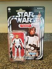 New Hasbro Star Wars Luke Skywalker (Stormtrooper) 3.75 inch Action Figure