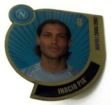 Pin Spilla Calcio Napoli 2006/2007 - Inacio Pià