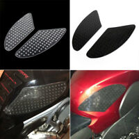 Traction Side Tank Pad Gas Knee Grip For KAWASAKI ZX10R Z1000 ZX6R 2004-2013 T1