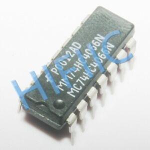 1PCS/5PCS MM74HC4066N (MC74HC4066N) Quad Analog Switch DIP14