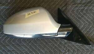 ✔2003-2008 INFINITI FX35 FX45 PASSENGER RIGHT SIDE POWER DOOR MIRROR BLACK OEM✔