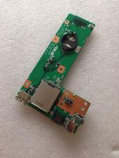 DC Jack Power Switch Board For Asus  K52 K52F K52J K52JB K52JC K52JR K52JE K52DR