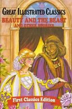 Beauty and the Beast and Other Stories (Great Illustrated Classics)-ExLibrary