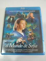 El Mundo de Sofia Erik Gustavson - Blu-Ray Español Ingles