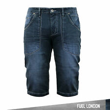 Mens Denim Summer Shorts Cotton Jeans Work Half Pant Casual New Designer