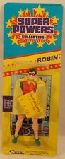 Super Powers By Kenner Robin The Boy Wonder Mint On Canadian Card Bubble Lifting