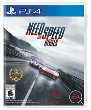 NEW Need For Speed: Rivals NFS (Sony PlayStation 4, 2013) NTSC
