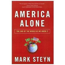 America Alone: The End of the World as We Know It-ExLibrary