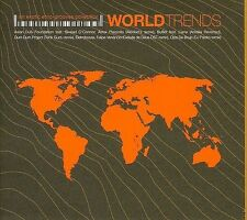 VARIOUS ARTISTS - WORLD TRENDS: AN EXOTIC ETHNO-GROOVES COLLECTION NEW CD