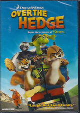 OVER THE HEDGE (DVD, 2006, Widescreen) NEW