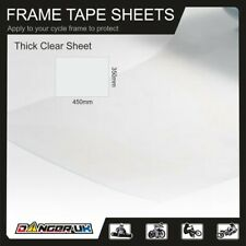 Cycle Frame Tape Protection Sheets 340mm x 500mm