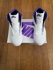 Air Jordan 1 High OG Court Purple Women's Sz 8.5 / Men's Sz 7 Deadstock w/ Box