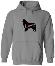 Australian Shepherd Lover Puppy Unisex Mens Hoodie Sweater Gift Shiloh Shepherd