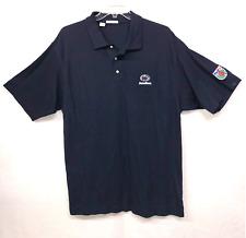 Penn State Nittany Lions Men XL Cutter Buck CB Shirt FedEx Orange Bowl Golf Polo
