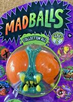 THEY'RE BACK BABY!!! BUZZ OFF FLY MADBALLS UGLY TOYS SERIES 2 2017 TCFC MOC!!!