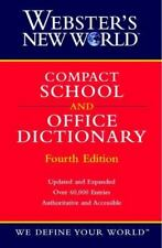 Compact School and Office Dictionary (2002, Paperback, Revised)