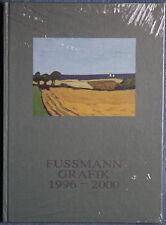 Klaus Fussmann Werkverzeichnis der Grafik 1996 - 2000 neu original verpackt rar
