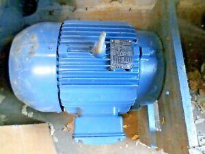 Weg 00718EP3E213TC 7.5 HP AC Motor 208-230/460V 3PH 1765 Rpm 213TC