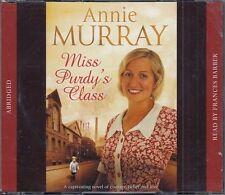 Annie Murray Miss Purdy's Class 3CD Audio Book Abridged FASTPOST