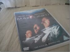 MAROONED - GREGORY PECK dvd UK RELEASE RARE