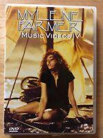 DVD - MYLENE FARMER - MUSIC VIDEOS IV