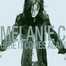 Melanie C Here it comes again (2003) [Maxi-CD]