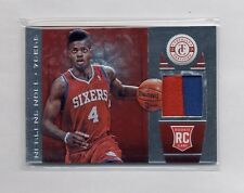 13-14 Totally Certified Nerlens Noel 2 Color Patch Rookie Rc #20/25