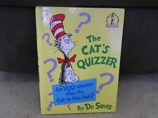 Dr Seuss Books - The Cat's Quizzer