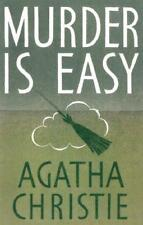 Murder is Easy (Agatha Christie Facsimile Edtn) by Agatha Christie %7c Hardcover B
