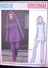 Vogue Paris Original Pattern 2484 Givenchy