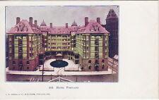 Hotel Portrland, Portland, OR, Pre-Linen  Postcard