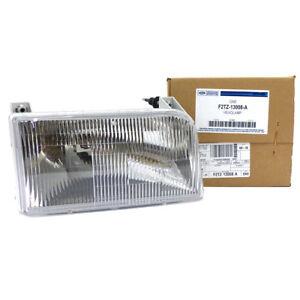 OEM NEW Front Head Light Lamp Right Passenger 92-97 F-Series Bronco F2TZ-13008-A