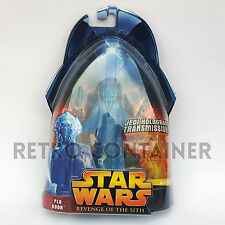 STAR WARS Kenner Hasbro Action Figure - EP III ROTS - Holographic Plo Koon Jedi