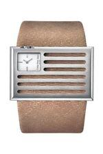 Calvin Klein Damenuhr BANNER Edelstahl  Silber Analog Quarz K4513126