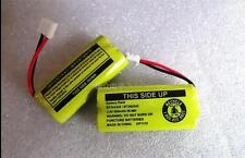 2Pcs BT184342 BT284342 GP1133 Cordless Phone NI-MH Battery 2.4V 550MAH