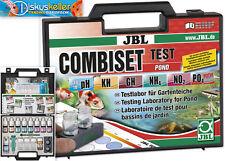 JBL Test Combi Set Pond - Teich Testkoffer Wassertests für Gartenteiche NEU