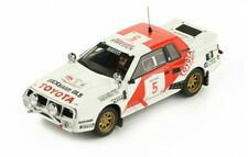 1/43 Toyota Celica Twin Cam Turbo Grp.B  Winner Safari Rally 1984  B.Waldegard