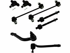For 2009-2012 Hyundai Elantra Ball Joint Sway Bar Link Tie Rod End Kit 73176HJ