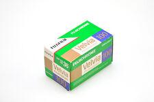 Fujifilm Fujichrome Velvia 100 Pellicola DIA colore 135/36 scaduta 07/2012