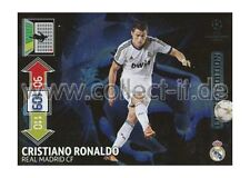 Panini Adrenalyn XL Champions League 12/13 - Christiano Ronaldo Limited Edition