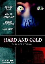 Hard And Cold Thriller Edition DVD NEU Cold Sweat Asylum Days Trucks Cry Of Rede
