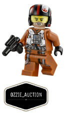 Lego Star Wars Poe Dameron Minifigure [75102]