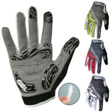 Wholesale Weimostar Full Finger Cycling Gloves guantes ciclismo Gel Pad