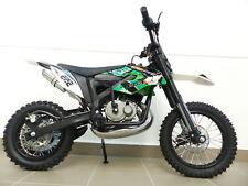 Dirtbike Pitbike 55ccm 2Takt Motor Enduro Cross 9PS 10 12 Zoll Kickstarter