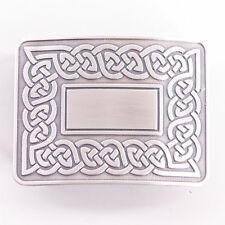 Men's Chrome Belt Buckles