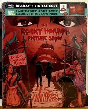 The Rocky Horror Picture Show (Blu-ray Disc, 2020, Best Buy Exclusive SteelBook)