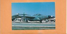 FIRST FLIGHT NORTHROP F-89J SCORPION   POSTCARD