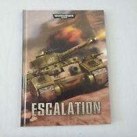 New Warhammer 40k Escalation Super Heavy Unit 41st Codex Hardback Games Workshop